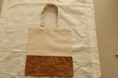 Cotton tote bag (Jane2)