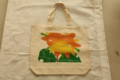 Cotton tote bag (Jane6)