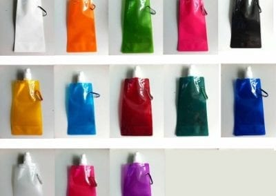 Foldable drink bottle (Maggie) - available colours