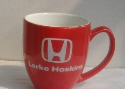 Larke Hoskins - coffee mug - PP sample