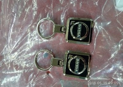 Melbourne City Volvo key ring_production (front)