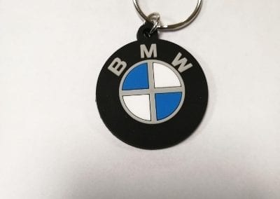 Telf - BMW key ring - production (front)