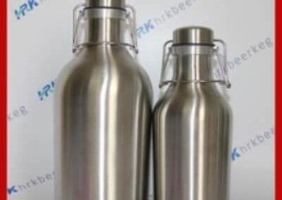stainless steel 1L and 2L beer bottle (1)