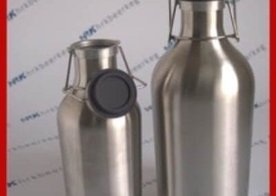 stainless steel 1L and 2L beer bottle (2)