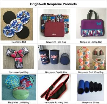 Brightwell Neoprene Products